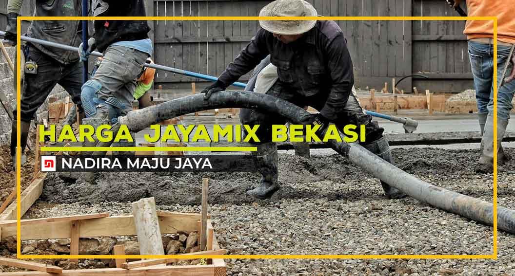 Harga Jayamix Bekasi
