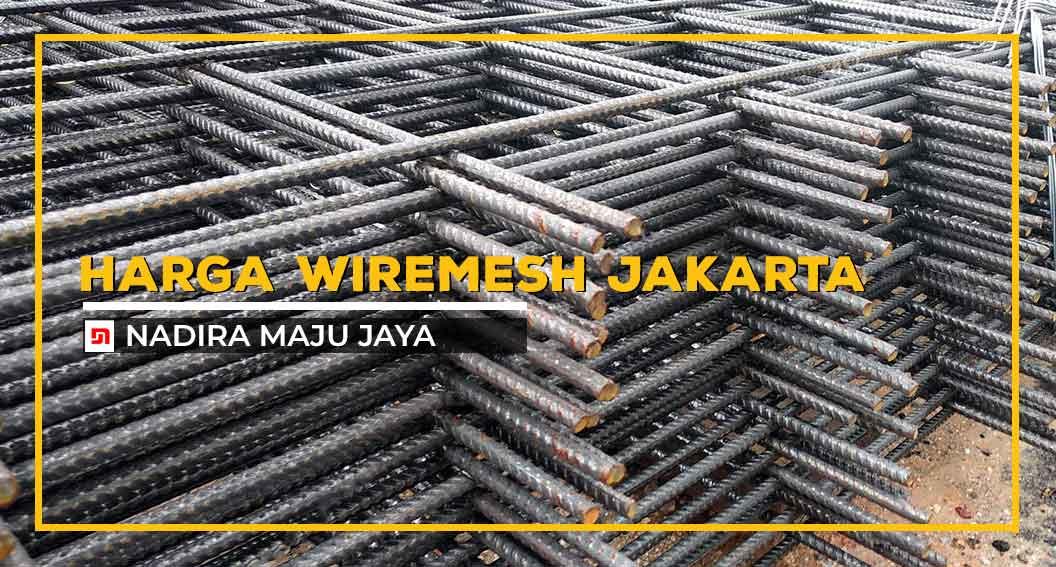 Harga Wiremesh Jakarta