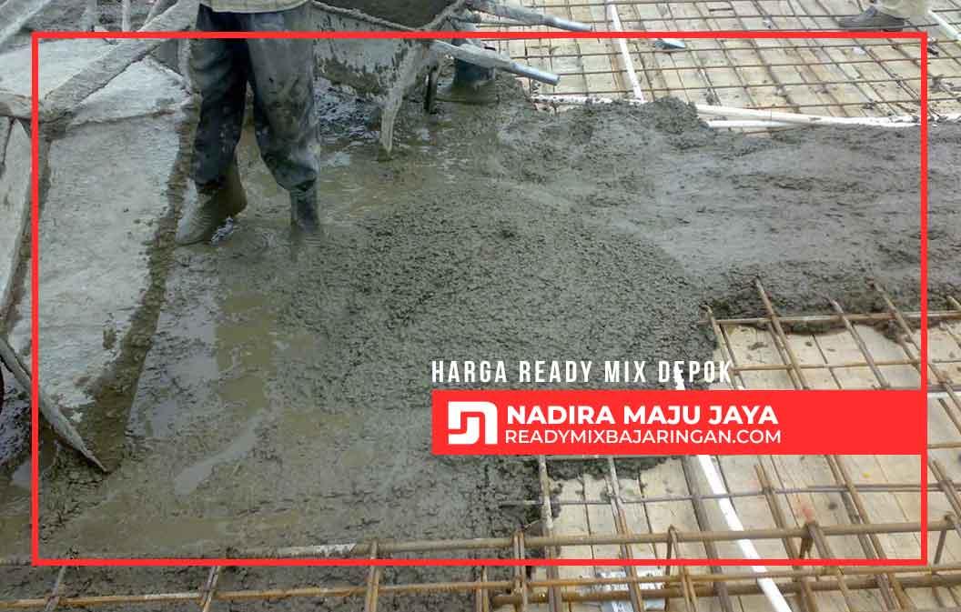 Harga Ready Mix Depok